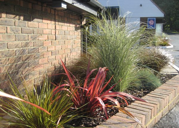 Exterior Landscaping - Design, Installation & Grounds Maintenance
