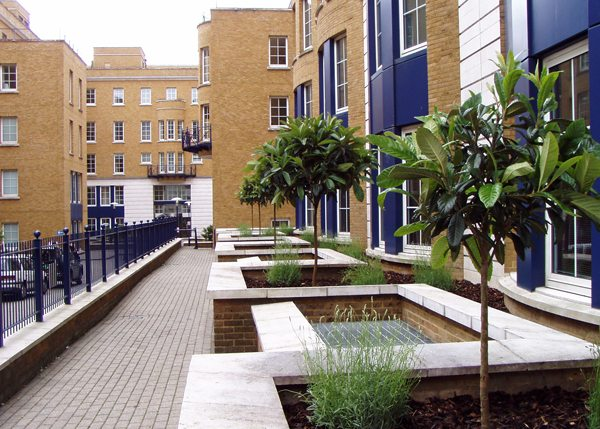 Exterior Landscaping and Grounds Maintenance